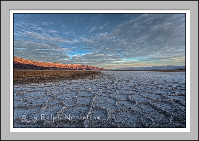 Death Valley Sunrise (2012)