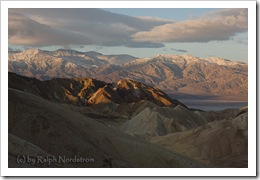 Zabriskie Point - Original Image