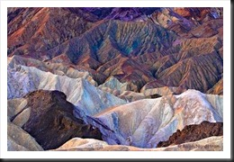 Zabriskie Point Tapestry #4