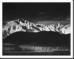 ansel adams winter sunrise thumb The Same Ol' Question
